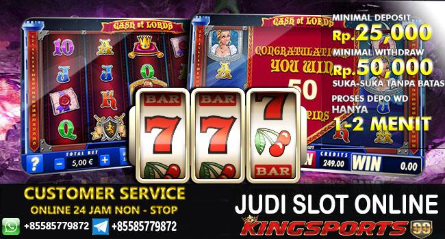 Situs Slot online idn